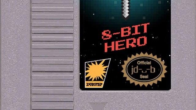 jdub – 8-bit Hero