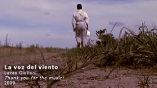 La voz del viento – Lucas Giuliani