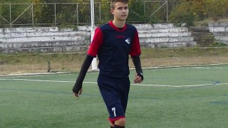 Kalin Todorov – Bulgarian Football Talent U16 (Goals, Visions 2014)