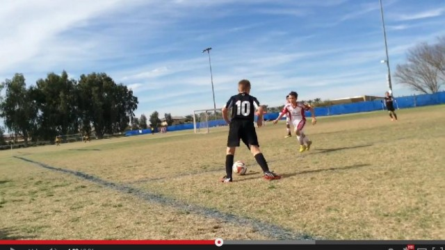 X Highlights – Stacking Moves and Other Skills – League Match 021415 (Age: 10)